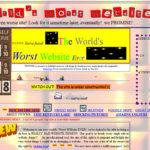 ugly websites